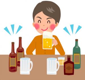 飲酒について